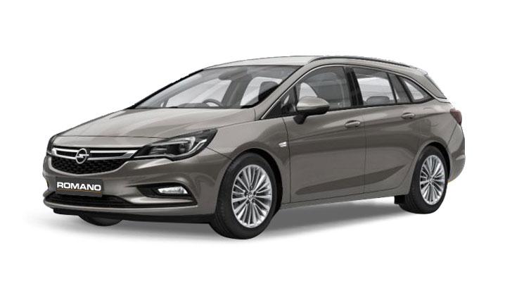Foto Opel Astra Sports Tourer Noleggio Lungo Termine