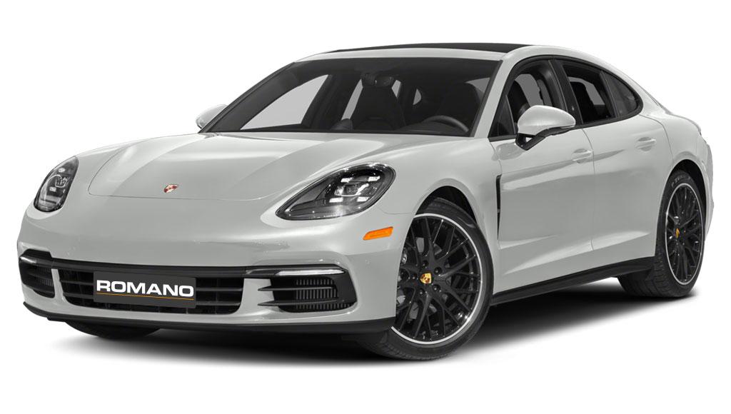 Foto Porsche Panamera Noleggio Lungo Termine