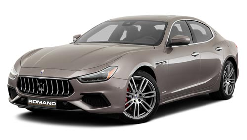 Foto Maserati Ghibli Noleggio Lungo Termine