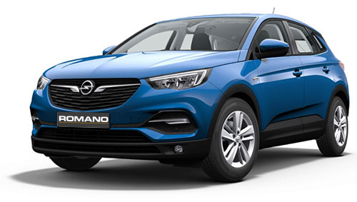 Foto Opel  Noleggio Lungo Termine
