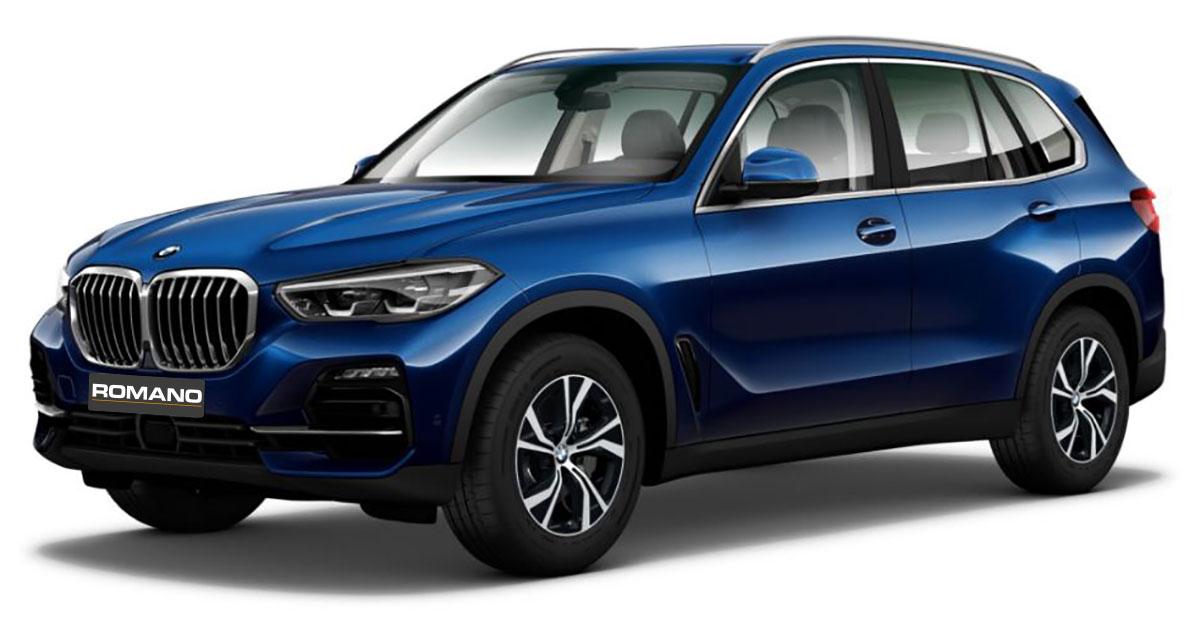 Foto BMW X5 Noleggio Lungo Termine