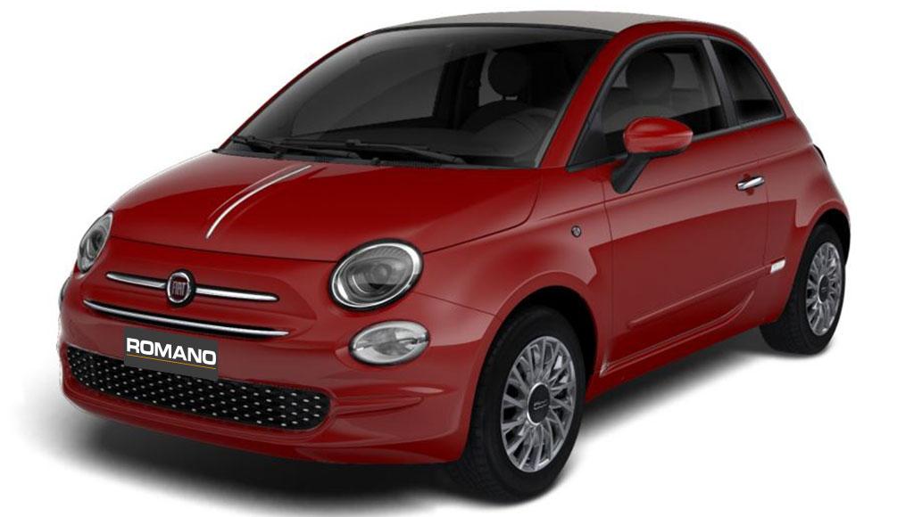 Foto Fiat 500C Noleggio Lungo Termine