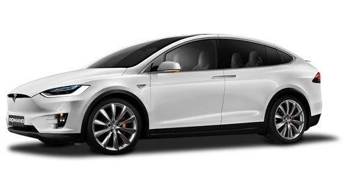 Foto Tesla Model X Noleggio Lungo Termine