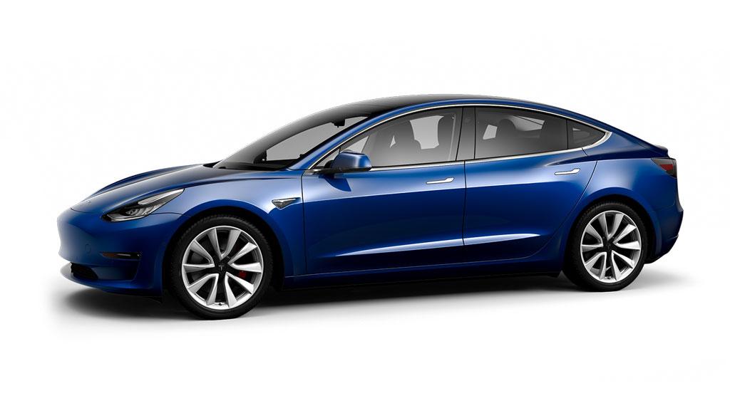 Foto Tesla  Noleggio Lungo Termine