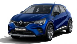 RENAULT CAPTUR STOCK
