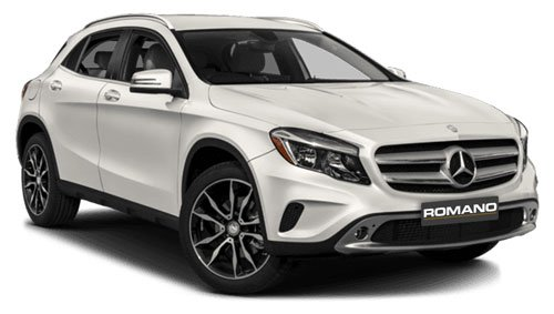 Mercedes benz gla 180 d business extra for Romano mercedes benz