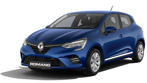 Foto Renault Clio Noleggio Lungo Termine