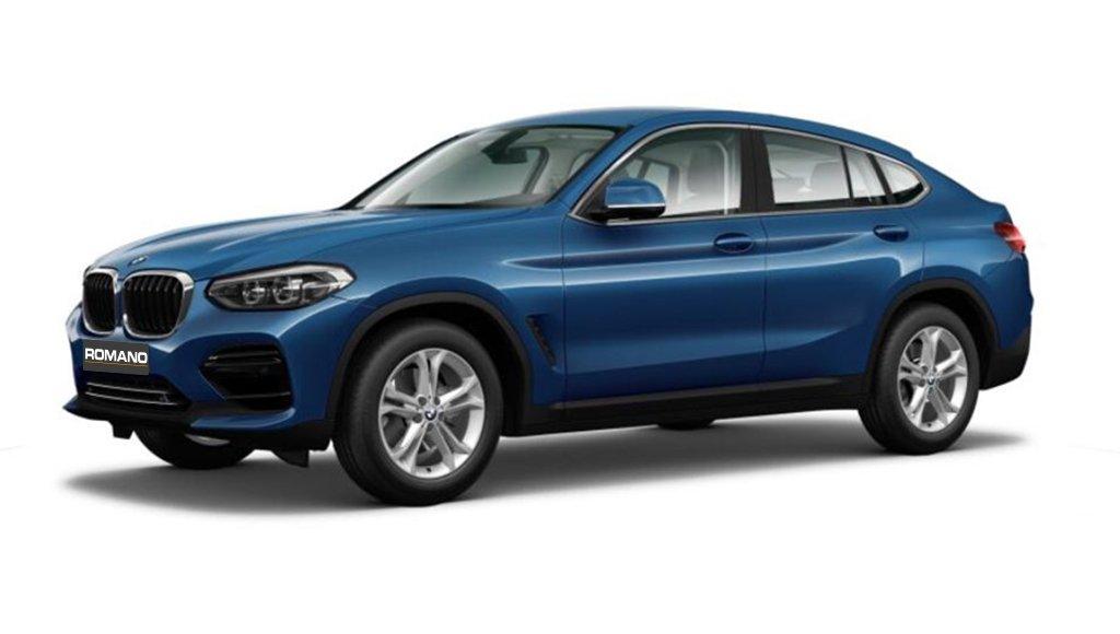 Foto BMW X4 Noleggio Lungo Termine