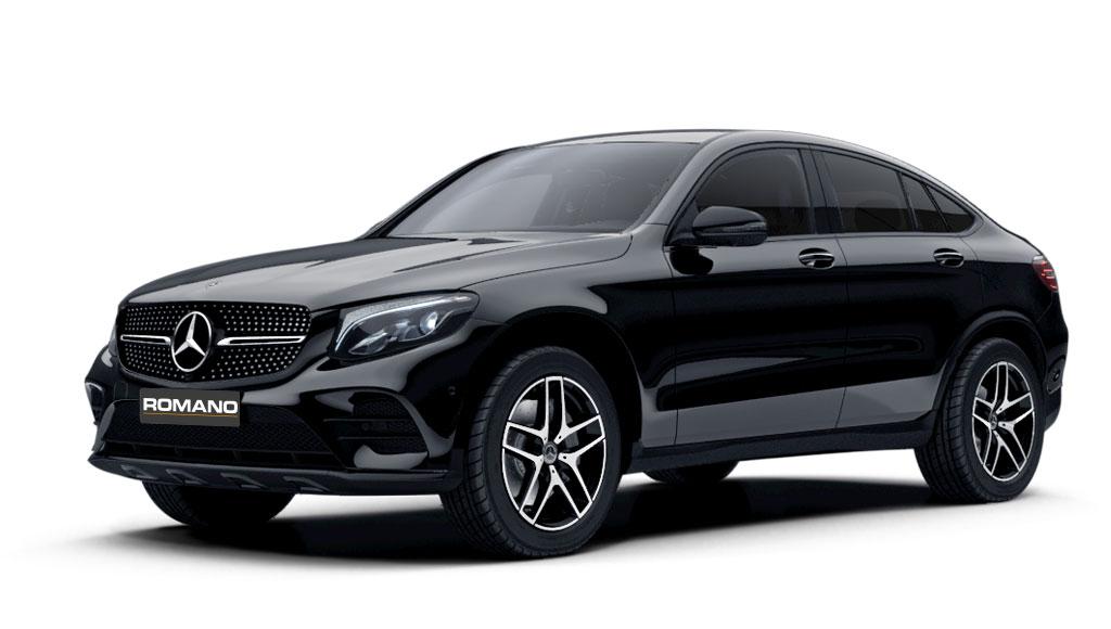 Foto Mercedes-Benz GLC Coupé Noleggio Lungo Termine