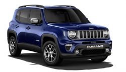 JEEP RENEGADE IBRIDA