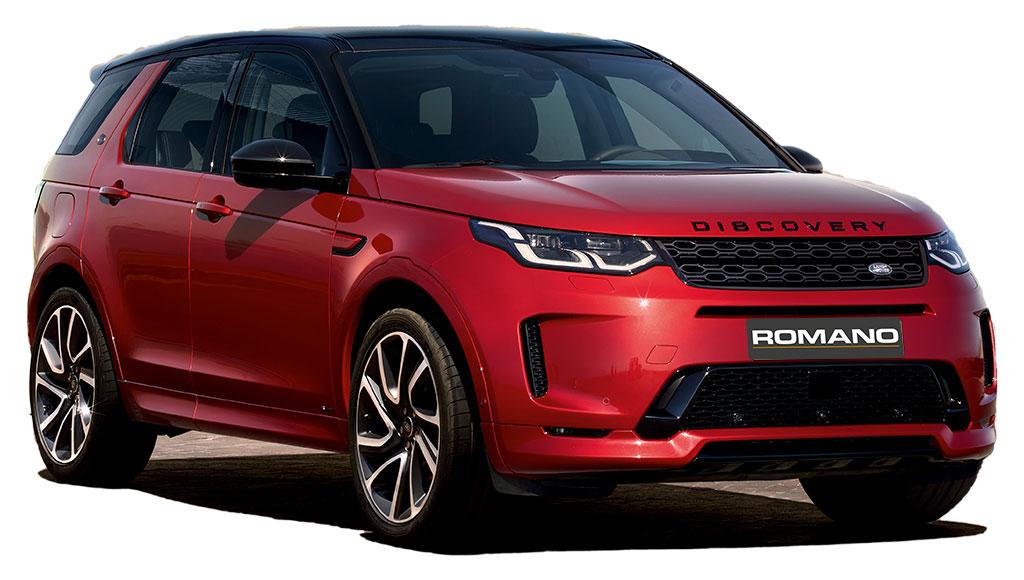 Foto Land Rover Discovery Sport Noleggio Lungo Termine