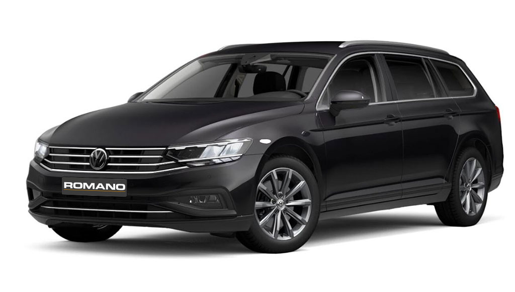 Foto Volkswagen Passat Variant Noleggio Lungo Termine