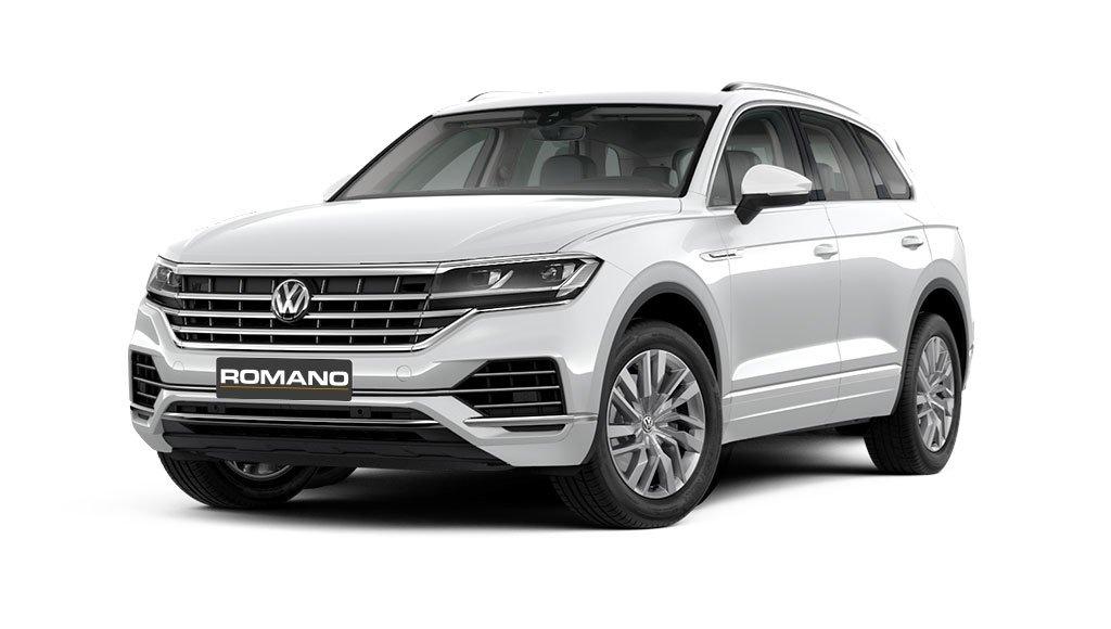 Foto Volkswagen Touareg Noleggio Lungo Termine
