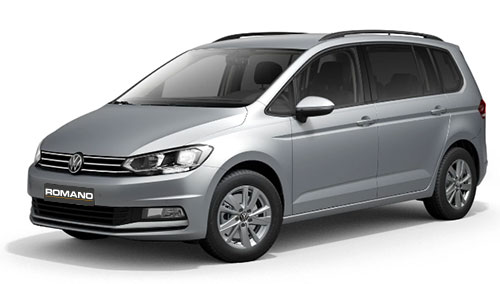 Foto Volkswagen Touran Noleggio Lungo Termine