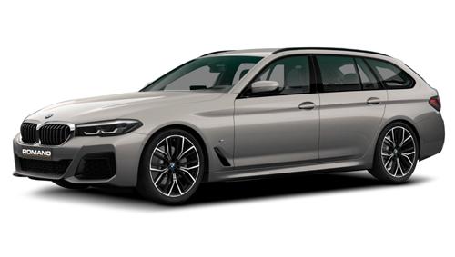 Foto BMW Serie 5 Touring Noleggio Lungo Termine
