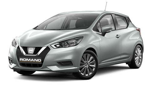 Foto Nissan Micra Noleggio Lungo Termine