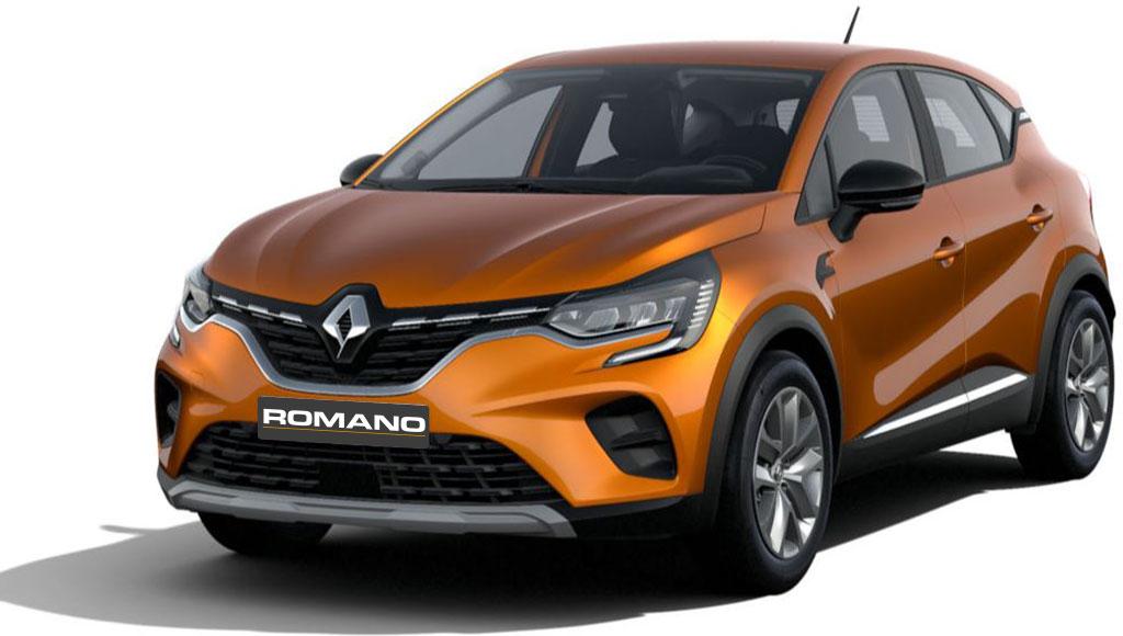 Foto Renault Captur Noleggio Lungo Termine