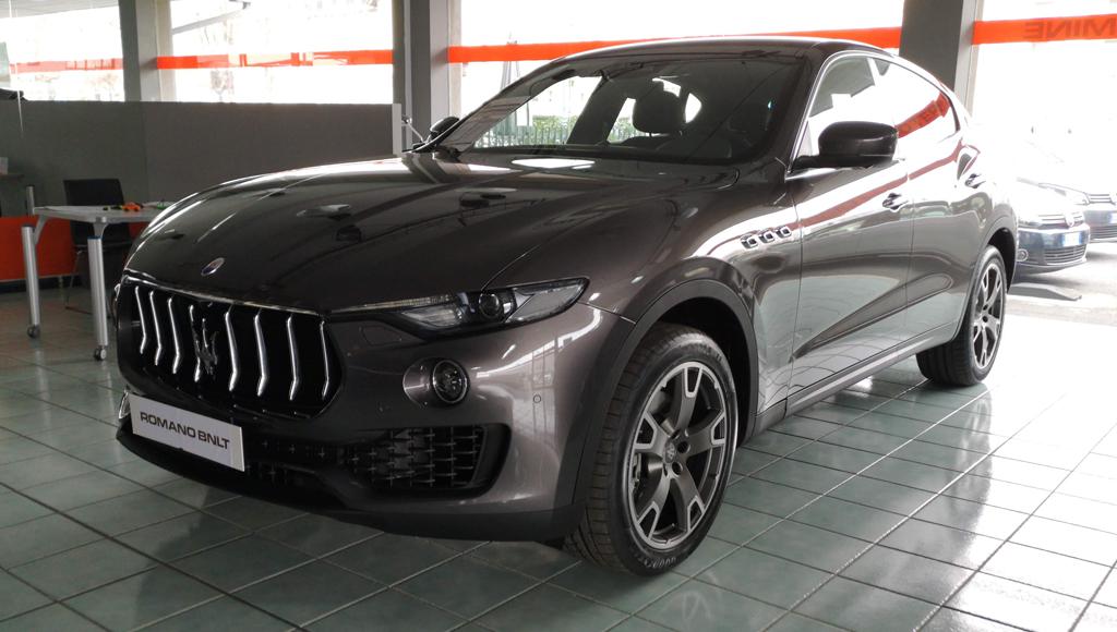 Foto Maserati Levante Noleggio Lungo Termine