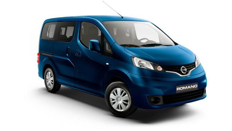 nissan e nv200 evalia visia mini 5 porte. Black Bedroom Furniture Sets. Home Design Ideas