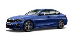 BMW NUOVA SERIE 3 BERLINA