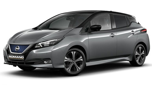 Foto Nissan Leaf Noleggio Lungo Termine