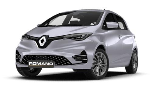 Foto Renault ZOE Noleggio Lungo Termine