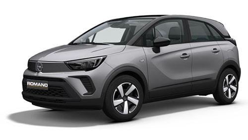 Foto Opel Crossland X Noleggio Lungo Termine