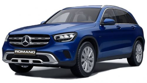 MERCEDES GLC HYBRID PLUG-IN