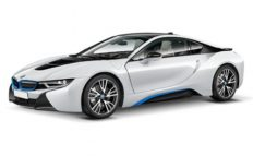 BMW I8 Coupè