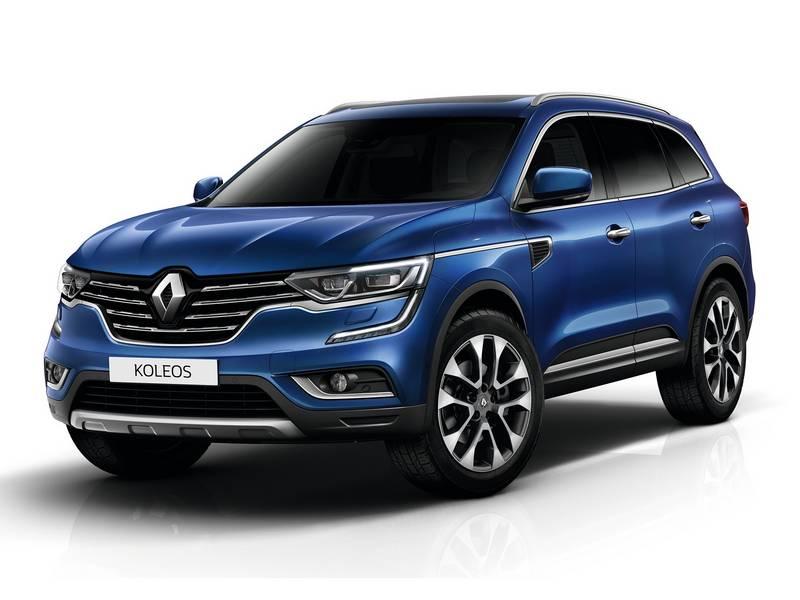 Foto Renault Koleos Noleggio Lungo Termine