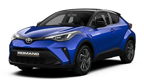 Foto Toyota C-HR Noleggio Lungo Termine