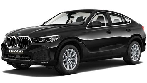 Foto BMW X6 Noleggio Lungo Termine