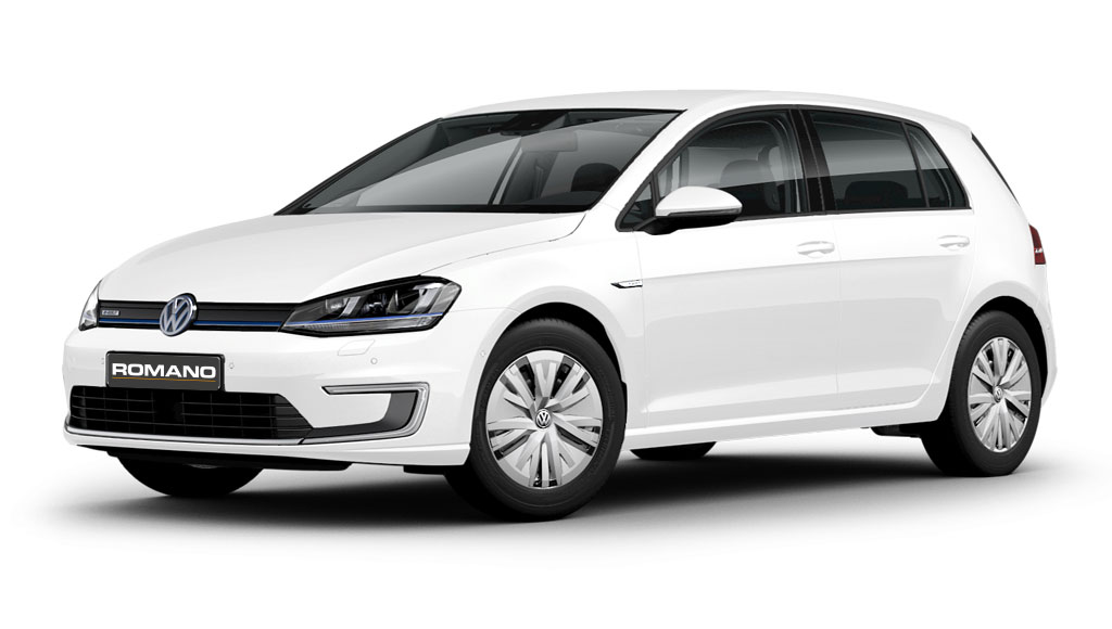Volkswagen E Golf Noleggio Lungo Termine Romano Automobili Bnlt