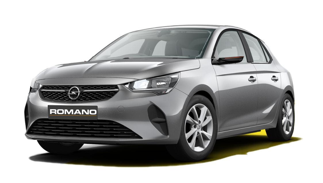 Foto Opel Corsa Noleggio Lungo Termine