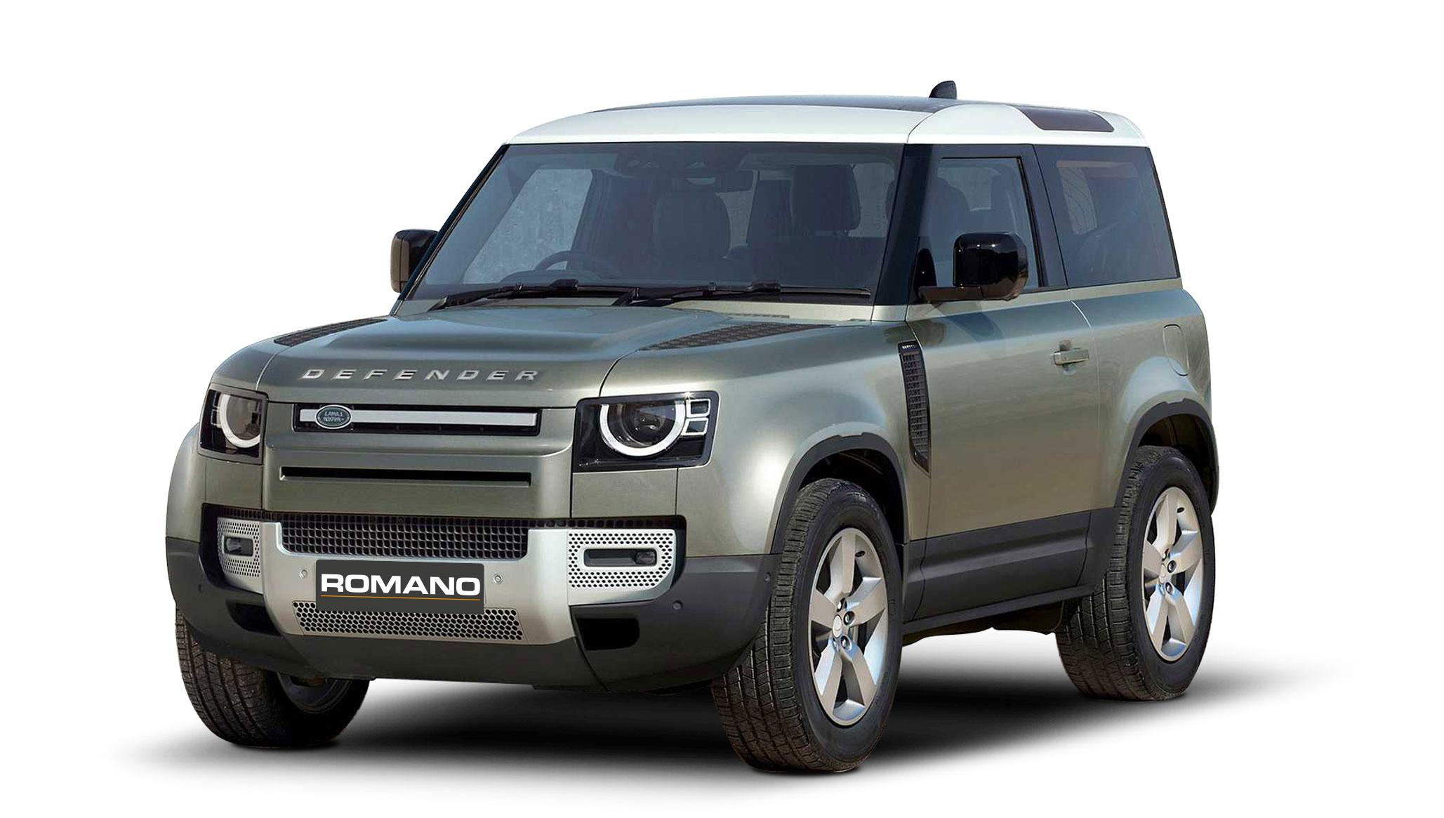 Foto Land Rover Defender Noleggio Lungo Termine