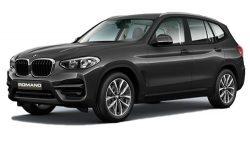 BMW X3 MILD HYBRID