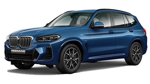Foto BMW X3 Noleggio Lungo Termine