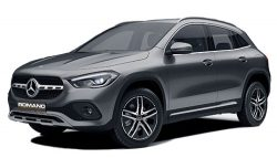 MERCEDES GLA HYBRID PLUG-IN