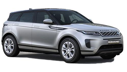 Foto Land Rover Evoque Noleggio Lungo Termine