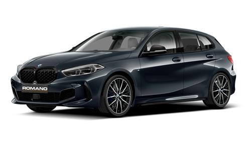 Foto BMW Serie 1 Noleggio Lungo Termine