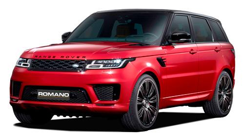Foto Land Rover Range Rover Sport Noleggio Lungo Termine