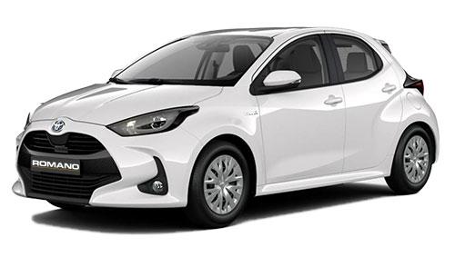 Foto Toyota Yaris Noleggio Lungo Termine