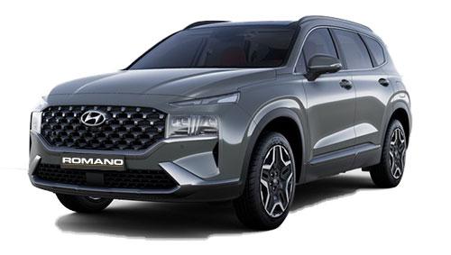 Foto Hyundai Santa Fe Noleggio Lungo Termine