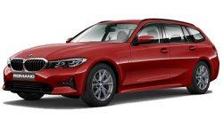 BMW SERIE 3 TOURING HYBRID PLUG-IN