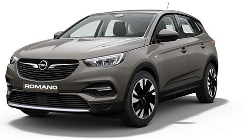 Foto Opel Grandland X Noleggio Lungo Termine