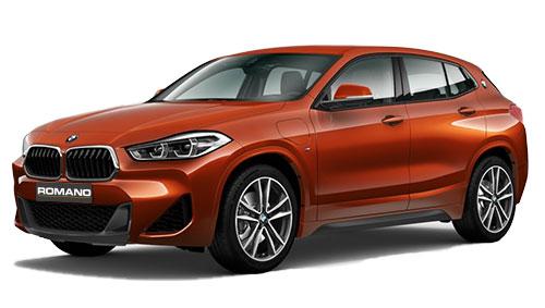 Foto BMW X2 Noleggio Lungo Termine