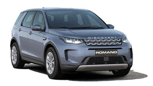 Foto Land Rover Discovery Noleggio Lungo Termine