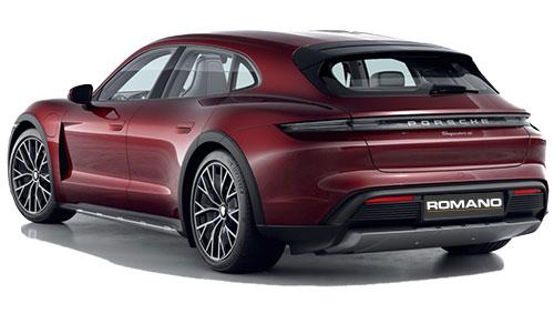 Foto Porsche  Noleggio Lungo Termine
