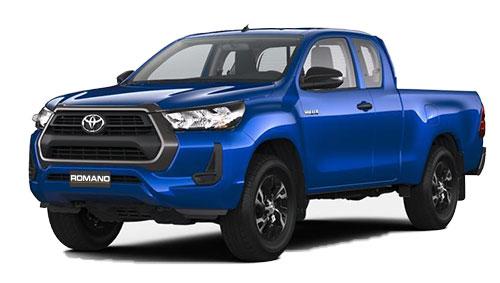 Foto Toyota Hilux Noleggio Lungo Termine