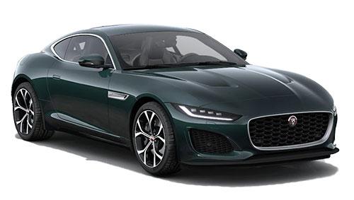 Foto Jaguar F-Type Coupé Noleggio Lungo Termine